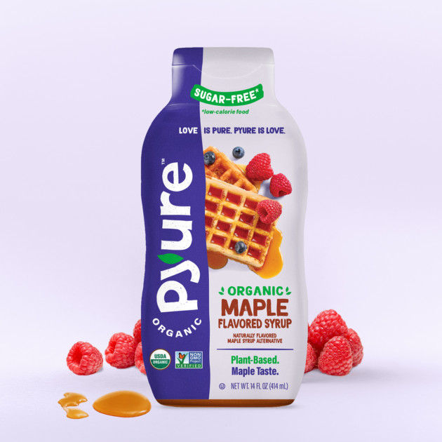 Sugar-Free Maple Flavored Syrup