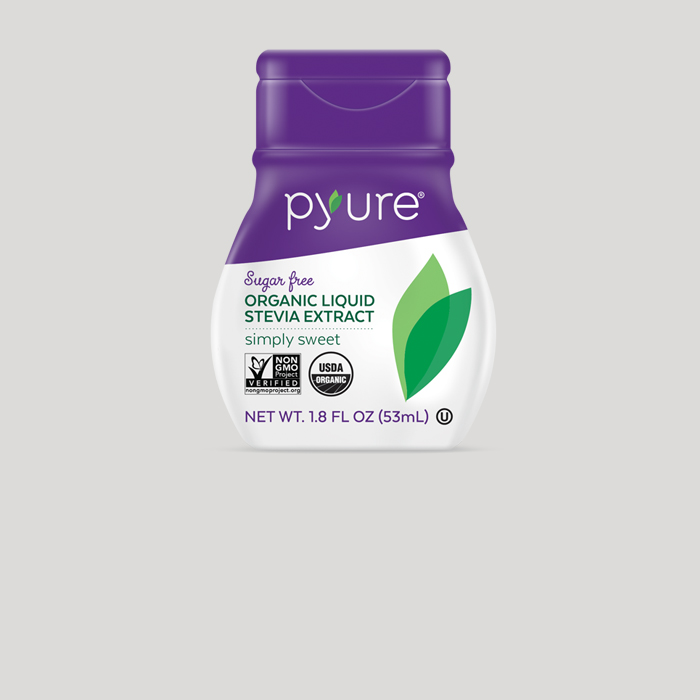 Pyure Organic Liquid Stevia Extract – Simply Sweet