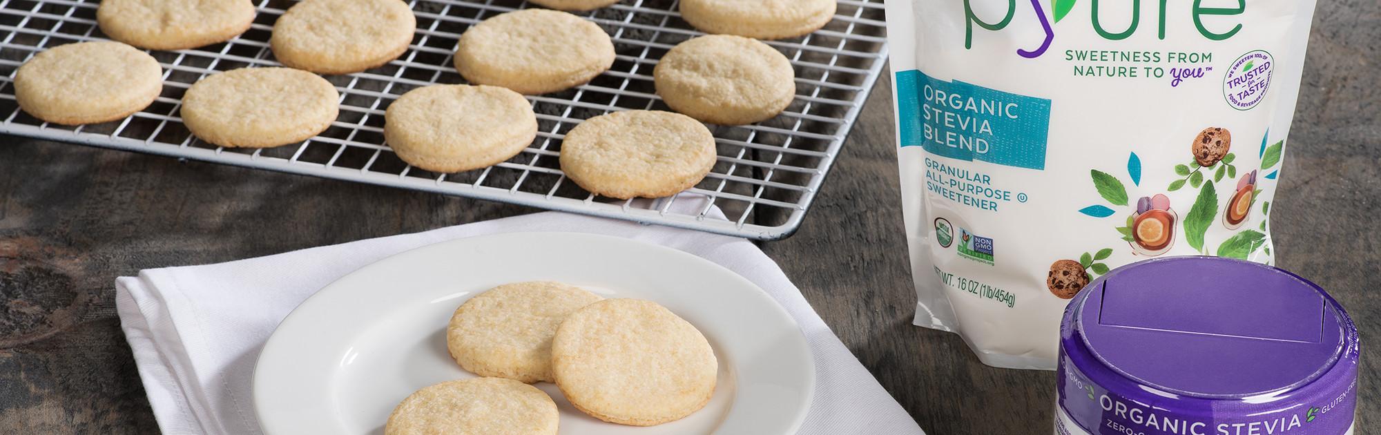 recipe: sugar free sugar cookies with stevia [35]