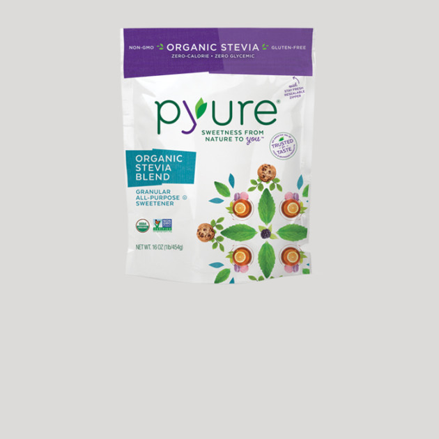 Organic All-Purpose Stevia Sweetener – Pouch