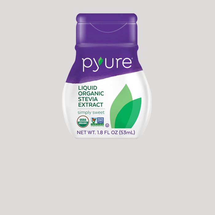 Pyure Organic Liquid Stevia Extract – Liquid Sweetener