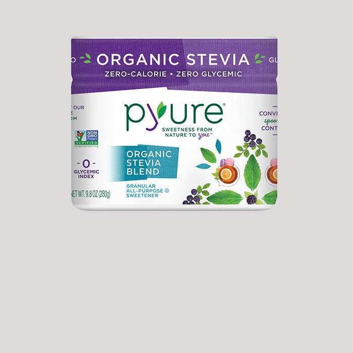 Organic All-Purpose Stevia Sweetener – Scoopable Tub