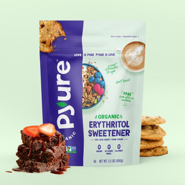 Organic Erythritol – Pouch