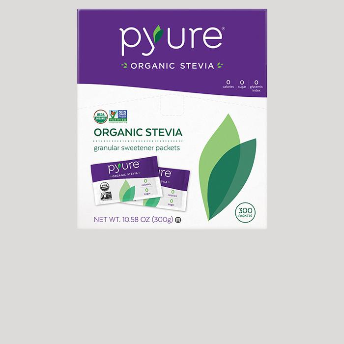 Organic Stevia Sweetener – 300 Packets