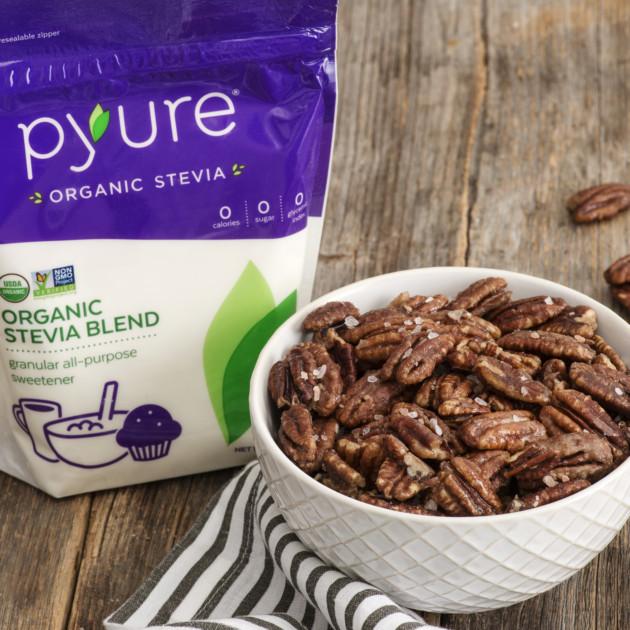 Sugar Free Glazed Nuts