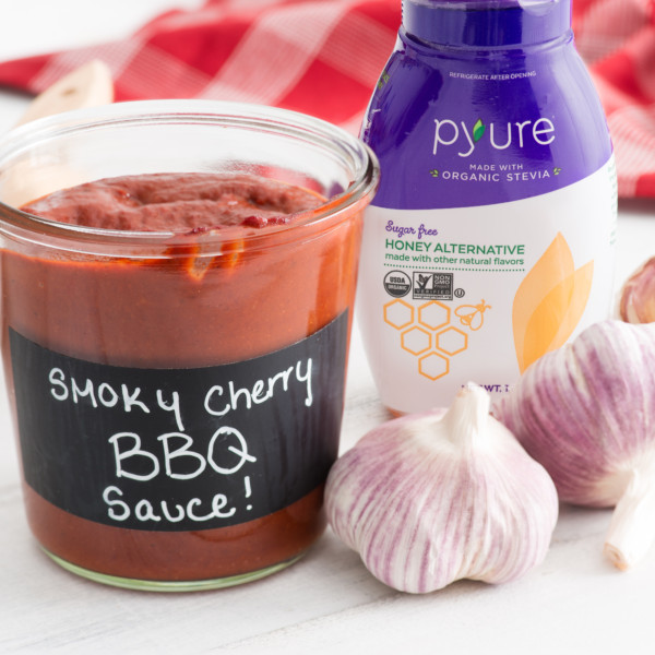 Smoky Cherry BBQ Sauce