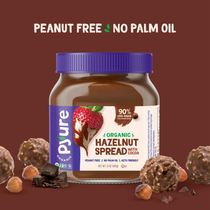 Organic Hazelnut Spread