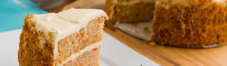 Coconut Carrot Cake